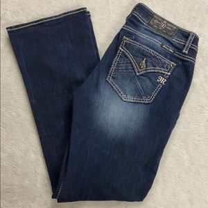 Miss Me Bootcut Jeans Sz 29